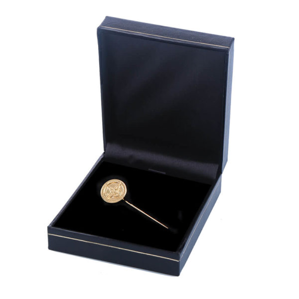 WMVF Lapel Pin Gold