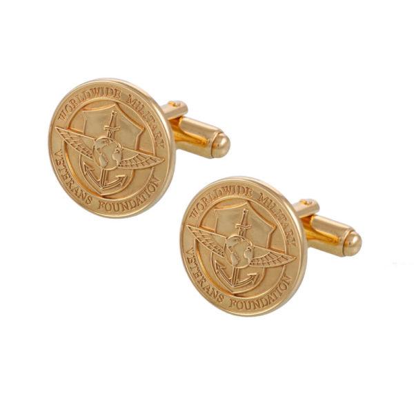 WMVF Cufflings gold